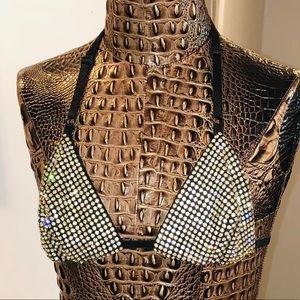 Diamond Bra - One Size Fits All!